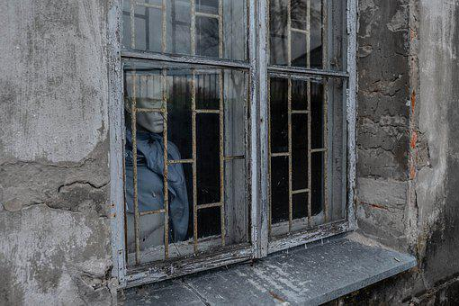 Fortress, Abandoned, Window, Decay, Old, Military