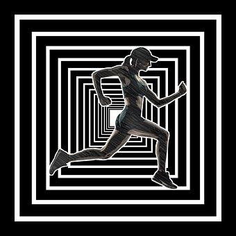 Sports, Run, Race, Car, Sport, Fitness, Fast, Speed