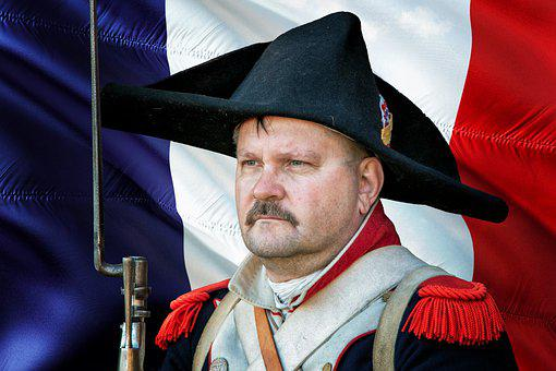 Grenadier, Soldier, Guard, Tradition, Military, French