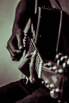 Music, Guitar, Instrument, Musician, Guitarist
