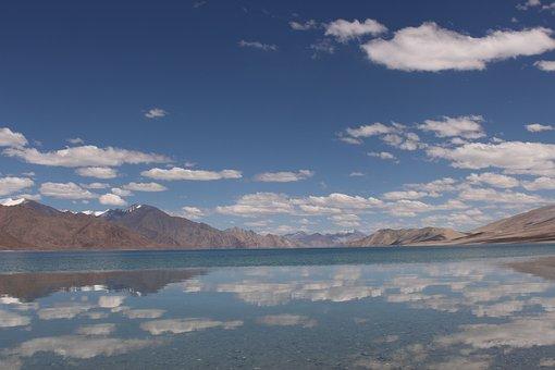 Lake, Lakeside, Nature, Water, Landscape, Reflection