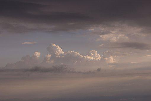 Sky, Nature, Landscape, Sunset, Fantasy, Sun, Weather