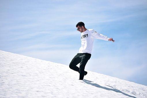 Mountain, Love, Winter
