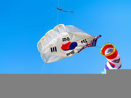 Korea, Julia Roberts, Republic Of Korea, Flag, Wind