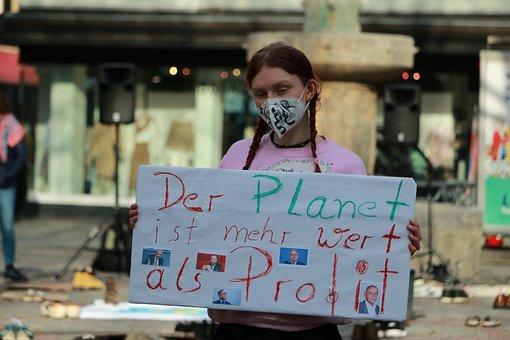 Show Me, Environment, Climate Strike