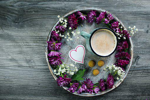 Coffee, Cup, Breakfast In Bed, Mornings, Good Morning