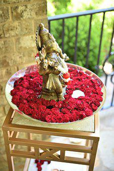 Indian, Elephant Statue, Statue, Traditional, Sculpture