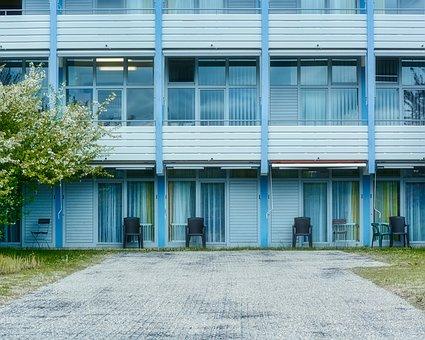 Building, House, Balconies, Architecture, Facade