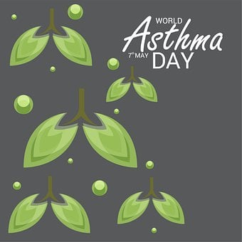 Asthma, Day, World, Concept, Disease, Awareness