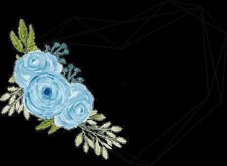 Flower, Frames, Border, Wreath, Design, Floral Design