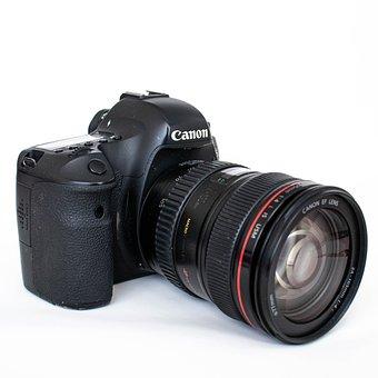 Camera, Canon, Photo, Equipments, Photographer, Lens