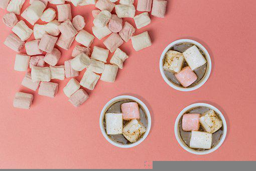 Hot Chocolate, Marshmallows, Cocoa, Chocolate, Drink