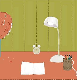 Desktop, Reading, Recording, Notebook, Notes