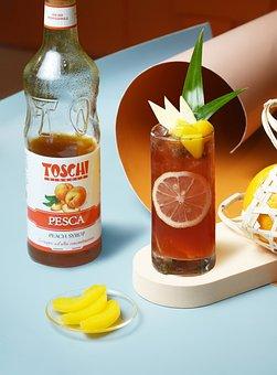 Fruit Tea, Beverage, Ingredients, Drink, Lemon