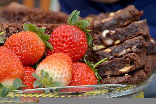 Chocolate Cake, Handmade Cake, Founde Cake