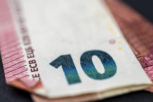 Money, Euro, Europe, Finance, Currency, Frankfurt
