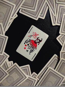 Joker, Cards, Playing Cards, Ace, Spades, Cardistry