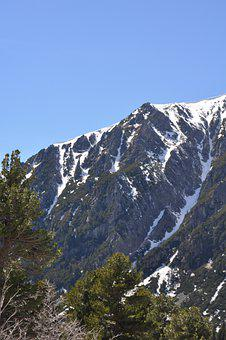 Mountains, Mountain, Slovakia, Winter, Snow, Trees