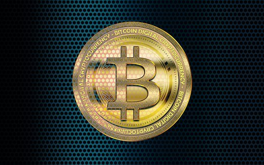 Bitcoin, Money, Icon, Technology, Cryptocurrency
