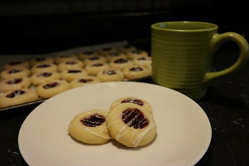 Pastry, Cookie, Food, Baked, Coffee, Tea