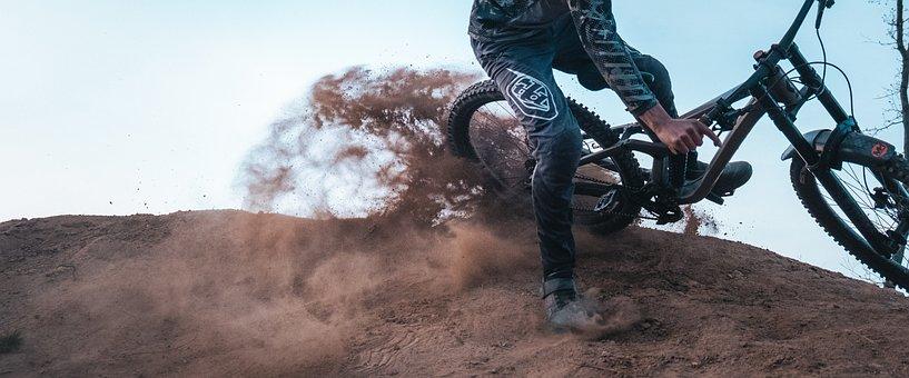 Bike, Mountain Bike, Cycling, Bicycle, Sport, Biking