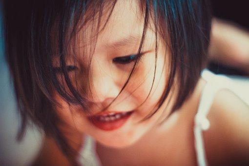 Baby, Girl, Cute, Portrait, Smile, Little Girl, Child
