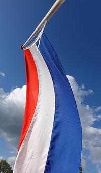 Flag, Netherlands, Symbol, Dutch