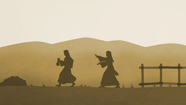Prodigal Son, Father, Gospel, Parable, Bible, Christian