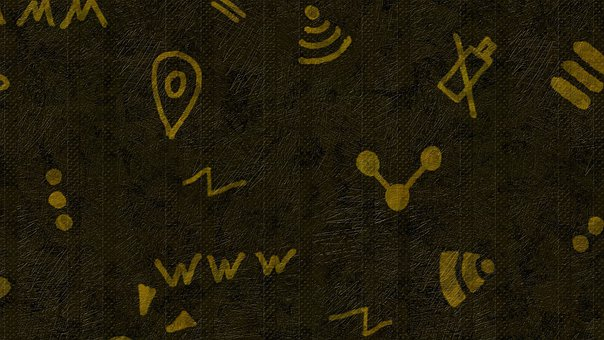 Doodle, Internet, Background, Abstract, Pattern