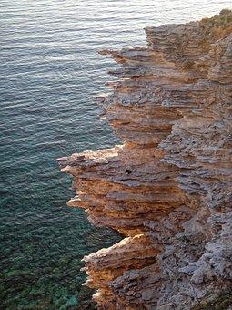 Sea, Cliff, Rock Formation, Rock, Rocky Coast, Coast
