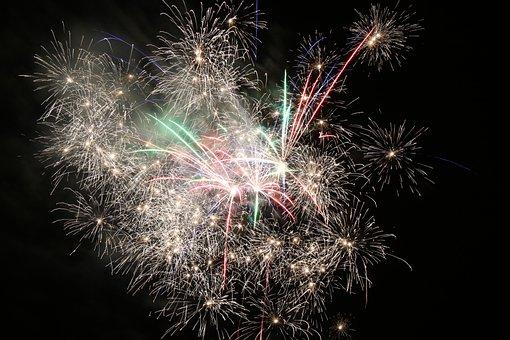 Fireworks, Sky, Celebration, Pyrotechnics