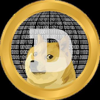 Dogecoin, Doge Coin, Doge, Digital, Virtual