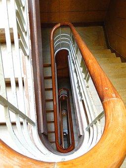 Handrail, Ladder, Access