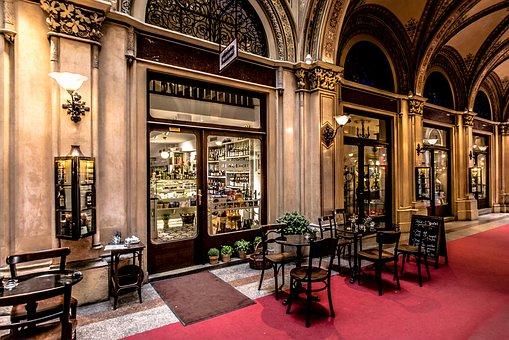 Vienna, Cafe, Culture, Coffee, Restaurant