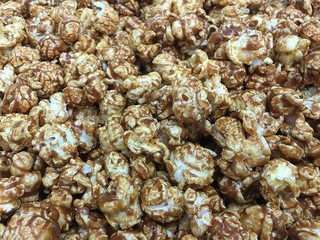 Angelicious Popcorn, Gourmet Popcorn, Coffee