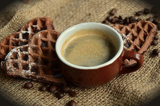 Coffee, Coffee Cup, Benefit From, Coffee Beans, Foam