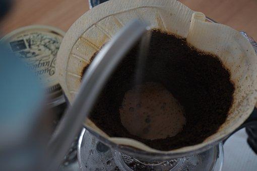 Coffee, Drip Coffee, Americano, Bean