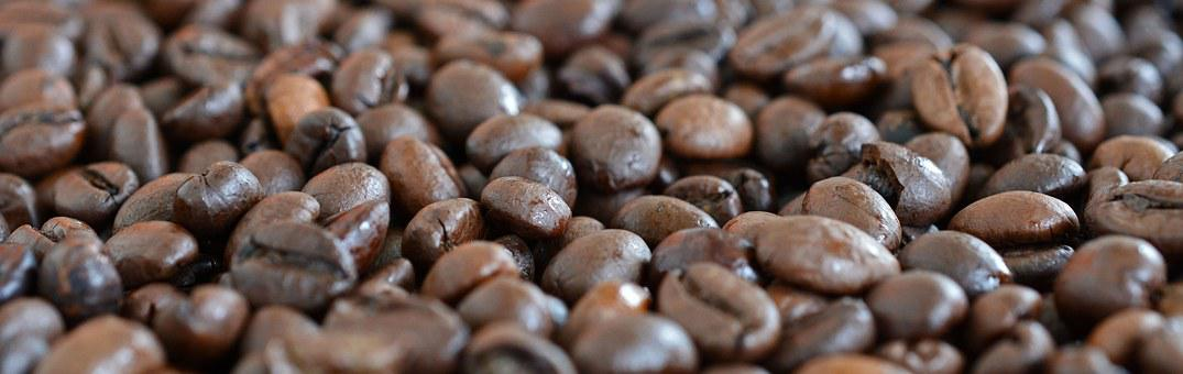 Coffee, Coffee Beans, Beans, Roasted, Banner, Header