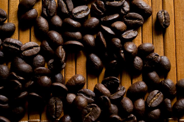 Coffee, Hot, Cafe, From Coffee Seeds, Coffee Bean