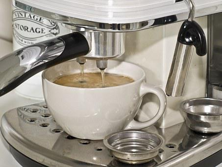 Coffee, Heiss, Cup, Beverages, Coffee Beans, Foam, Hot