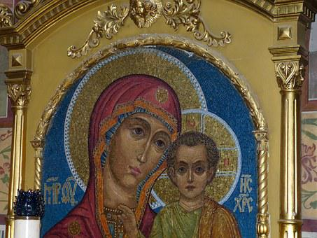 Russia, Icon, Church, Image, Historically, Believe