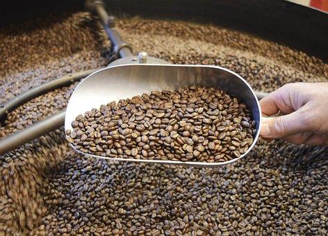 Coffee, Beans, Espresso, Roasted, Roaster, Roast