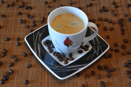 Coffee Beans, Coffee, The Drink, Caffeine, Aroma, Brown