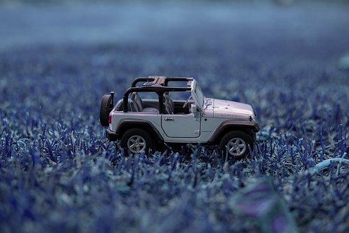 Car, Toy, Miniature, Figurine, Automatic, Fun, Child