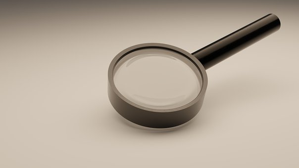 Magnifying Glass, Search, Glass, Lens, Increase, Zoom