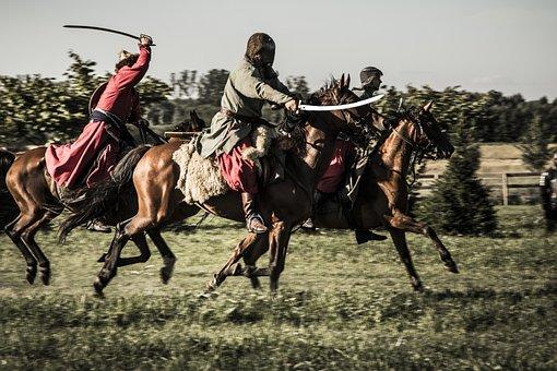 Warriors, Horse, War, Warhorse, History, Soldier, Rider