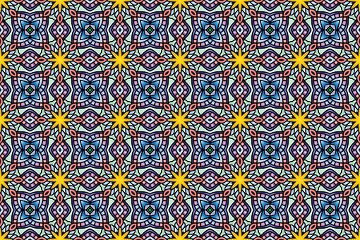 Flowers, Leaves, Mandala, Pattern, Wall, Structure