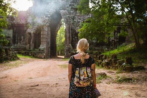 Cambodia, Seam Reap, Cambodian, Travel, Asia, Religion