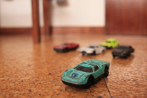 Miniature, Cars, Toys