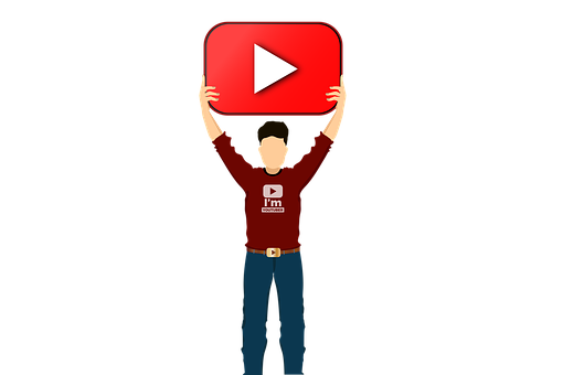 Youtube, Youtuber, Artist, Play Button, Content